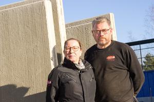Magnus och Madelén Marklund leder företaget tillsammans.