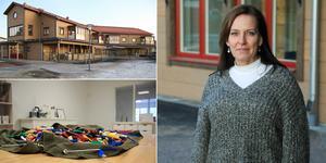Fölets förskola i Edsbyn har öppnat och rektorn Marie Eriksson är nöjd med hur allt har fortlöpt.
