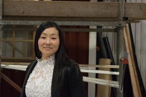 Linnea Agné, arbetsmarknads- och kompetensförsörjningsstrateg region Dalarna, vill att alla elever ska göra välinformerade val