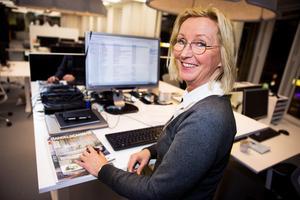 Eva Lilja har sedan skoltiden varit en person som gärna engagerar sig i det hon gör. – Jag är en ledartyp och tycker om att driva förändring, säger hon.