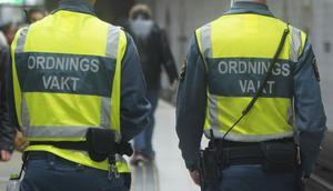 Skribenten har tittat på tv-program om väktare och poliser. Foto: Fredrik Sandberg/TT