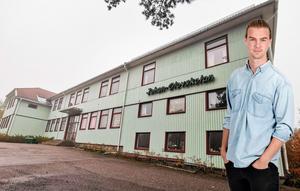 Högstadieskolan i Horndal har lyckats vända utvecklingen. Foto: Martin Wik