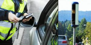 Fler i Dalarna miste körkortet 2019 på grund av rattfylleri och drograttfylleri medan det var färre fartsyndare än året innan. Bilden är ett montage.