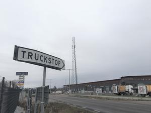 Truckstop invigdes i april 2014 och skulle fungera som Nordens främsta samlingsplats för motortrafik.