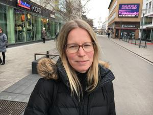 Brita Forsström, 45 år, Stockholm