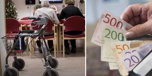 Hyrorna höjs rejält på kommunens 24 vård- och omsorgsboenden från den 1 april 2020.