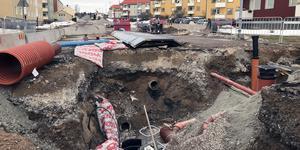 På många håll i Fagersta och Norberg behöver vatten- och avloppsledningarna bytas ut – helst igår.