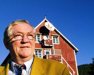 Hoppets Stjärnas grundare Erik Gunnar Eriksson borde hedras med en staty, anser insändarskribenten. Arkivbild: Nils Ågren