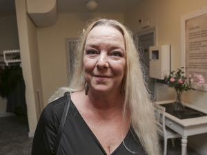 Ibland kan det vara jobbigt med treskift, tillstod Marie Hallberg, men hon skulle ha svårt att tänka sig en annan arbetsplats än bryggeriet i Grängesberg.