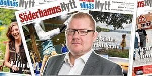 Gratistidningarna Bollnäs-Nytt och Söderhamns-Nytt läggs ner vid årsskiftet.