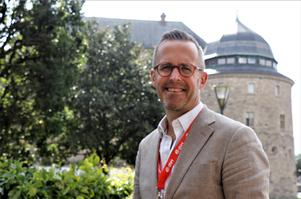 Martin Callmeryd är ny regional kommunikationschef i Örebro och Norrköping.