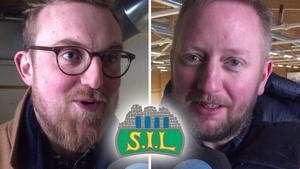 Storhamars svenska tränarduo Jeff Jakobs och Fredrik Söderström berättar om succén i Norge och guldmålet i vår.