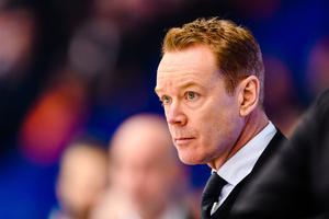 Niklas Erikssons Örebro Hockey förlorade för tredje gången i rad. Och för första gången den här säsongen lämnade laget isen utan att ha gjort mål. Foto: Jonas Ljungdahl / BILDBYRÅN