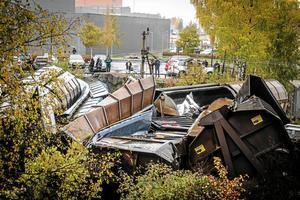 Svaret på varför den svåra godstågsolyckan inträffade dröjer till en bra bit in på 2018.