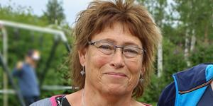 Eva-Britt Boij säger att hon tror att Nyamko Sabuni kommer att göra bra ifrån sig som partiledare.