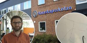 Erik Hartwig, rektor på Kunskapsskolan i Borlänge, tror att man får jobba med elevernas kränkande handlingar under hela läsåret.