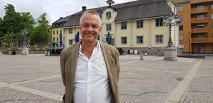 Författaren Mats Berggren.