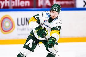 Andreas Hjelm ser ut att gå till SSK. Bild: Magnus Lejhall (Bildbyrån).