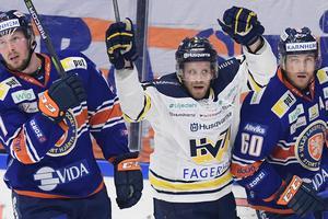 Får Mattias Tedenby och HV71 jubla borta mot Växjö igen?