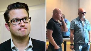 Nu lägger sig moderaten och ex-polisen Anders Åhrlin i Örebropolisens interna bråk – och uppmanar de inblandade att fokusera på utredningen om Lena Wesström.