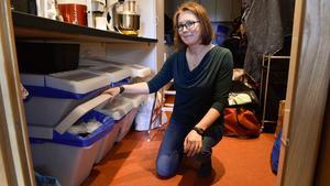 När kommunen sökte familjer till ett ekopilotprojekt 2012 anmälde Lisa Månsson sin familj - det blev en ögonöppnare för dem. De fick bland annat lära sig mer om konsumtion, avfall och återvinning. Efter att projektet avslutades för två år sedan har familjen fortsatt med sin gröna livsstil.