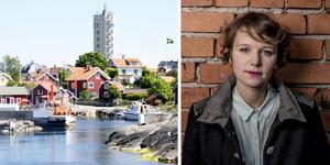 Artisten Iiris Viljanens nya singel har Landsort i fokus.