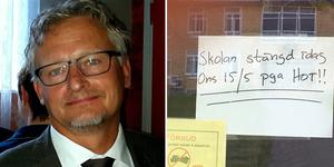 Roland Bång är chef för skolförvaltningen i Härnösand.