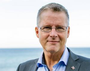 Lars Amreus, riksantikvarie. Foto: Henrik Löwenhamn