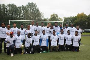 Swesom vann division 5 i stor stil i fjol. Foto: Privat