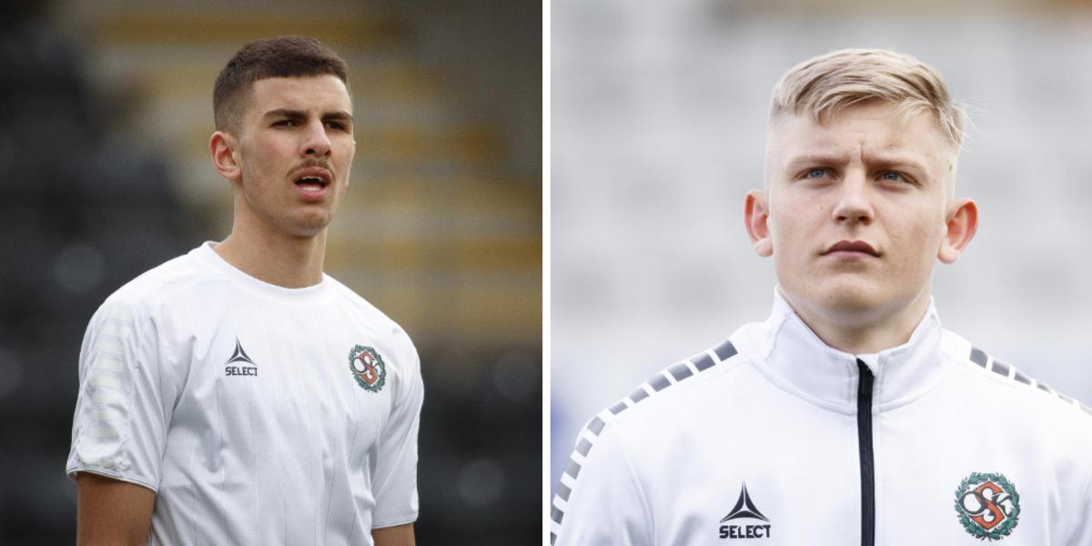 Rekordung trupp till U21-landslaget – då tar två av ÖSK:s superlöften en plats