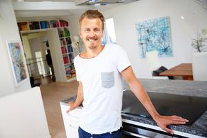 TV-kocken Paul Svensson.  Foto: Fredrik Persson / TT