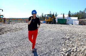 Planerna finns på att bygga nästa etapp i Byhöjden med ytterligare tre hus.