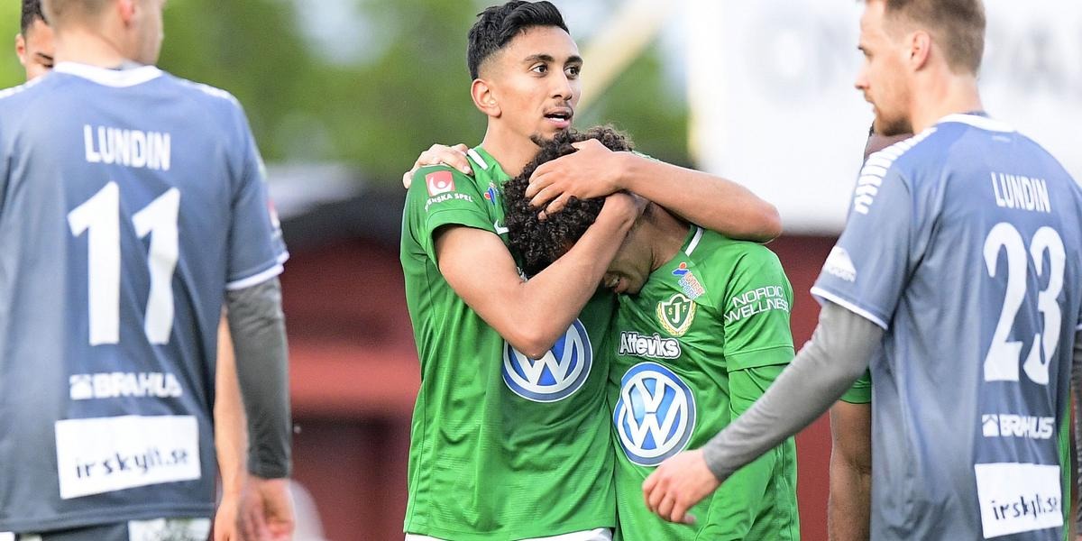 LIVE: J-Södra tog viktig seger mot IK Brage!