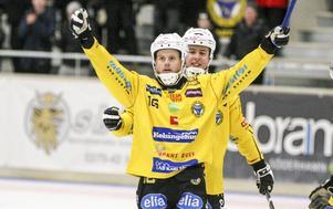 Totalt sex mål har det blivit hittills för Jonas Nygren.