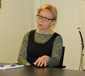 Ingrid Zakrisson blir nu både kretsordförande och tar även plats i barn- och utbildningsnämnden för Centern i Krokom.