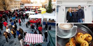 Den första advent kommer det nya caféet med julfokus att öppna.