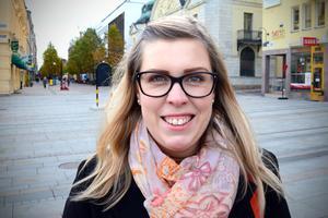 Sofia Lennerth, 32, utredare, Sundsvall: