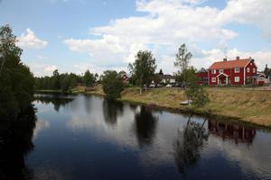 Det slår hårt mot en bygd som Venjan när pumpen är ur funktion. Arkivbild: Emelie Stenqvist