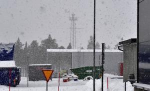 Flygplatsen i Sälen.