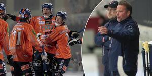 Bollnäs ställs mot Edsbyn i Svenska Fönster Arena på fredag. Foto: Peter Axman / Andreas Tagg