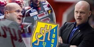 Andreas Johansson berättar att han stormtrivdes i SSK. Foto: Marcus Eriksson/Bildbyrån.