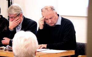 Ånges kommunalråd Sten-Ove Danielsson berättar om de rekommendationer man skickat över till länsstyrelsen inför beslutet om fördelning av  vårens bygdeavgiftsmedel.