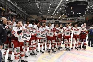 Elisabet Nilsson saknade de juniorer som varit med Timrå IK under säsongen. Bild: Jonas Gustafsson/TT