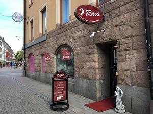Butiken har ett av de mest centrala affärslägena i Falun.
