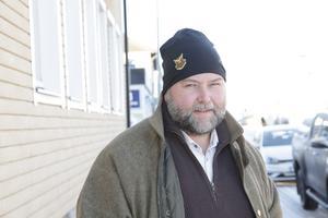 Sören Björklund är vindkraftssamordnare på Härjedalens kommun.