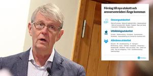 Stafan Wallsten har under sommarmånaderna jobbat fram ett förslag på hur en ny politisk organisation skulle kunna se ut i Ånge kommun.