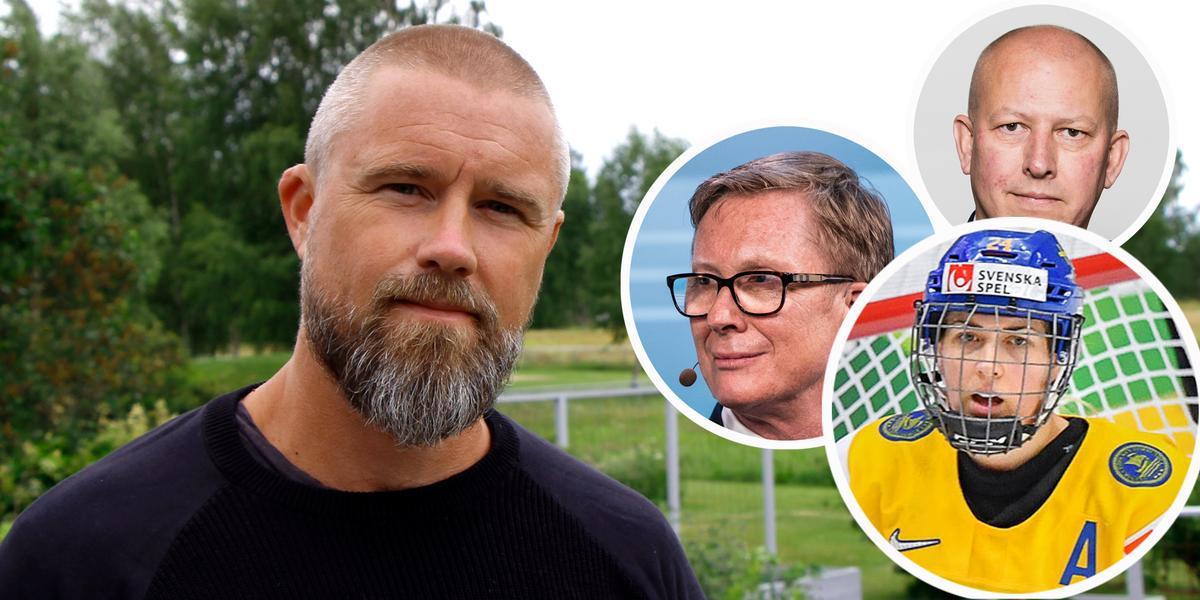 """Nu vill Stark lyfta damhockeyn – självkritisk till insatsen i Brynäs: """"Damverksamheten var något som bara fanns där"""""""
