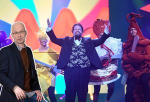 Edward Blom var spiken i kistan, Melodifestivalen håller på att tappa det, menar krönikör Björn Brånfelt.
