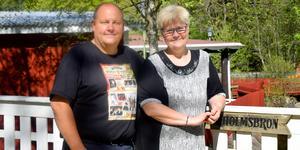 Thomas och Yvonne Jansson är