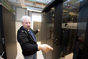 Vi alla använder datacentrens tjänster många gånger om dagen berättar Tor Björn Minde.